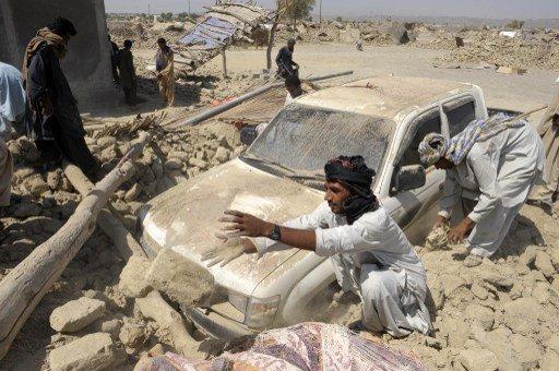 عدد ضحايا الزلزال بولاية بلوشستان الباكستانية يتجاوز 500 شخص