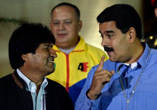 الرئيس البوليفي: اوباما يستحق جائزة