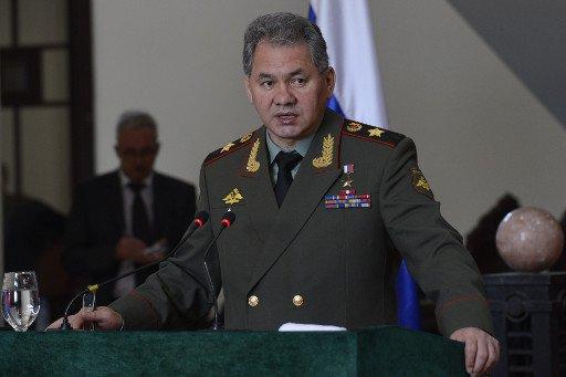 وزير الدفاع الروسي: جاهزون لاجلاء مواطنينا من سورية في حال الضرورة