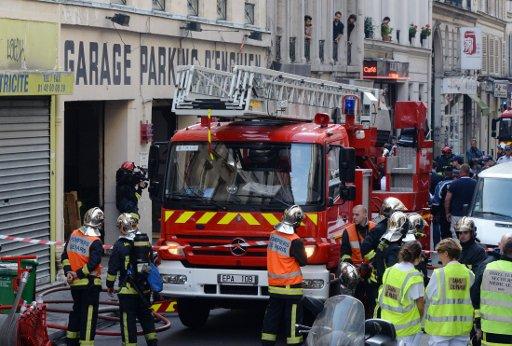 3 قتلى في انفجار بالعاصمة الفرنسية باريس