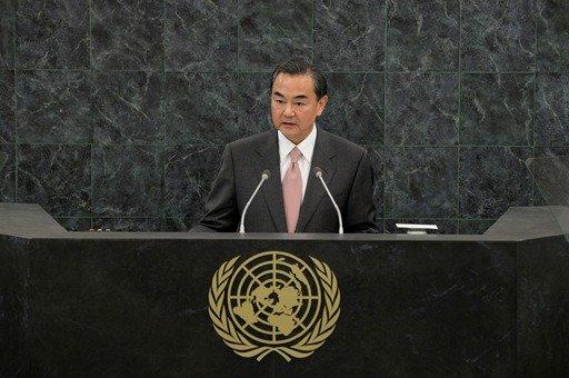 الصين تعلن استعدادها للمشاركة في تمويل عملية تدمير الترسانة الكيميائية السورية
