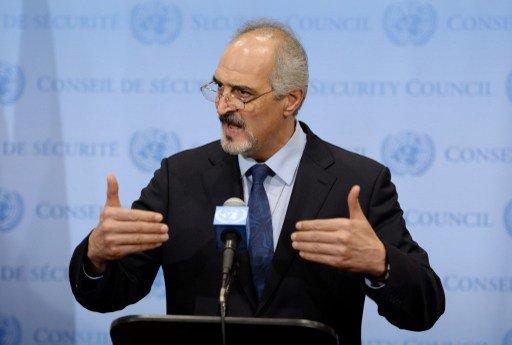 الجعفري: قرار مجلس الأمن يغطي معظم مخاوف الحكومة السورية