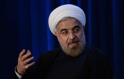 روحاني: العقوبات الدولية على إيران