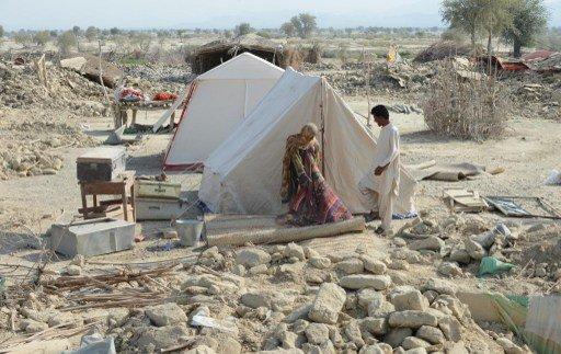 للمرة الثانية خلال أسبوع.. زلزال قوي يضرب باكستان ويودي بحياة 22 شخصا على الأقل