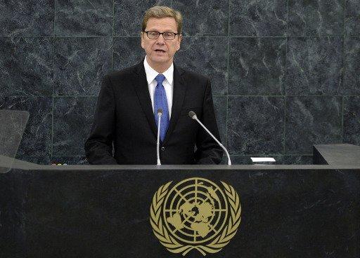 المانيا تعلن استعدادها لتقديم مساعدة مالية وتقنية لتدمير السلاح الكيميائي السوري