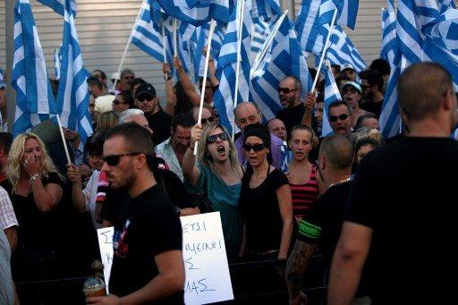 اليونان تكافح النازية الجديدة استعدادا لرئاسة الاتحاد الأوروبي