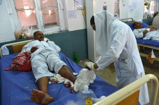 مقتل 37 شخصاً في انفجار بسوق شعبي شمال غرب باكستان
