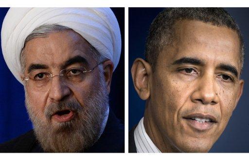الخارجية الايرانية: اتصال هاتفي واحد بين روحاني واوباما لن يؤدي الى تطبيع العلاقات فورا