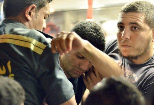 اشتباكات بين الطلاب الجامعيين من أنصار الإخوان المسلمين ومعارضيهم تخلف إصابات