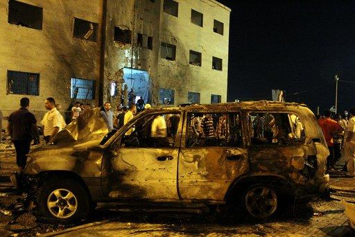 مقتل 3 ضباط في الجيش الليبي في هجوم بمدينة بنغازي