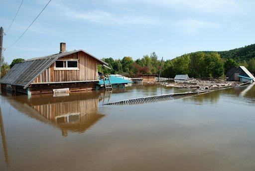 المفوض الرئاسي بالشرق الأقصى الروسي: 90% من السكان المتضررين نتيجة الفيضانات تلقوا المساعدات