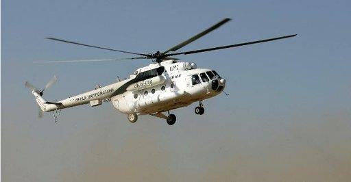 إصابة 3 أشخاص في تحطم مروحية تابعة لـ يوناميد في دارفور