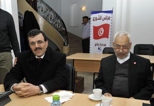 رئيس حركة النهضة في تونس يرفض استقالة الحكومة قبل إيجاد البديل