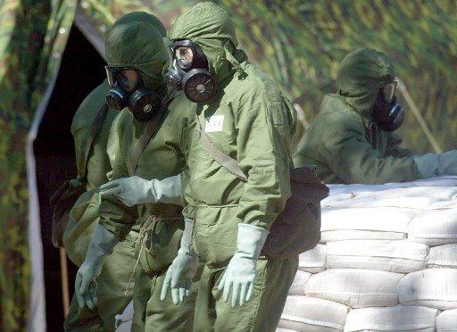الصين تقرر ارسال خبراء للمشاركة في عملية اتلاف الاسلحة الكيميائية السورية