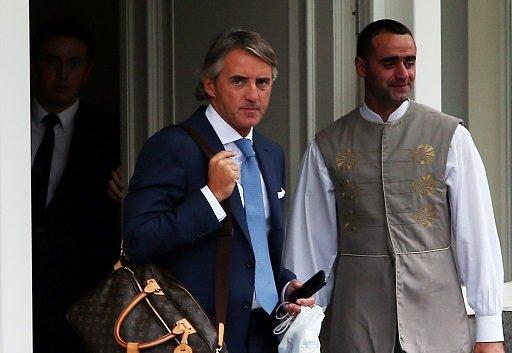 رسمياً .. غلطة سراي التركي يتعاقد رسمياً مع المدرب الايطالي مانشيني