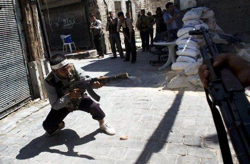وثيقة مسربة للاستخبارات الأمريكية تكشف امتلاك المسلحين في سورية لغاز السارين