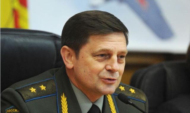 الرئيس الروسي يعفي نائب وزير الدفاع الروسي من منصبه