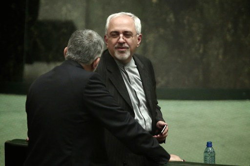 ظريف يتهم نتانياهو بالكذب بشأن برنامج إيران النووي