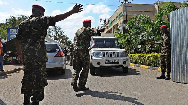 كينيا .. تجار