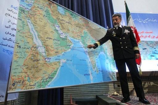 البحرية الايرانية تؤكد امتلاكها التكنولوجيا اللازمة لصناعة حاملات الطائرات