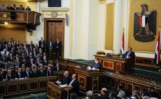 لجنة الخمسين المصرية تستحدث مجلسا للشيوخ