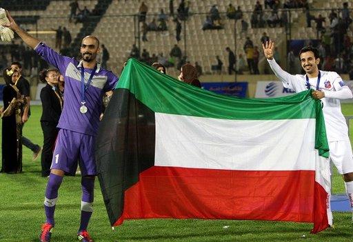 نادي الكويت يهزم ايست بنغال الهندي في كأس الاتحاد الآسيوي