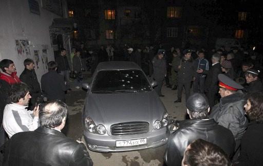 مقتل شخص أطلق النار على أفراد شرطة في قبردينو-بلقاريا في شمال القوقاز الروسي