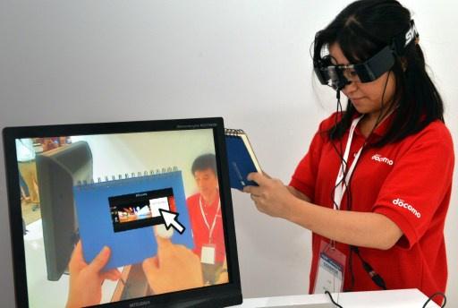 شركة يابانية تنتج نظارات ذكية للترجمة الفورية