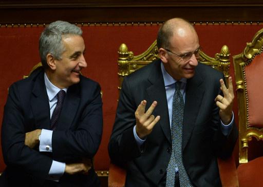 مجلس الشيوخ الإيطالي يجدد الثقة بالحكومة