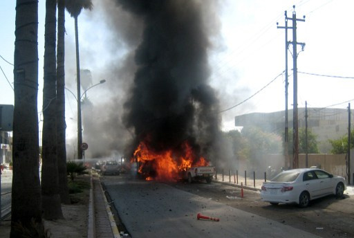 قتلى وجرحى في سلسلة هجمات استهدفت عدة أحياء في بغداد