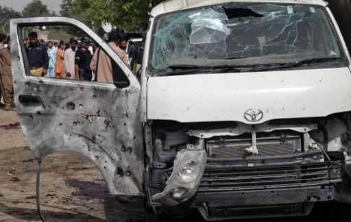 مقتل 17 شخصا في هجوم انتحاري على مركز لحركة
