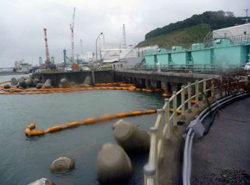 تسرب جديد لمياه عالية التلوث من محطة