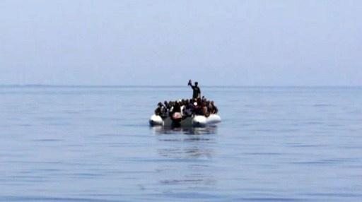 انتشال 133 جثة لمهاجرين غرق زورقهم قرب سواحل إيطاليا