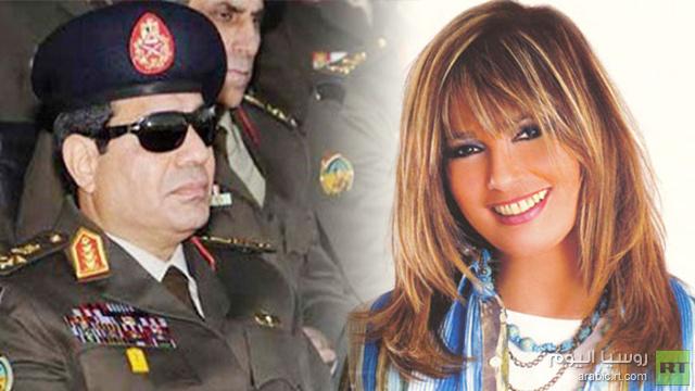 آثار الحكيم تدعو المصريين إلى مطالبة السيسي بترشيح نفسه للرئاسة