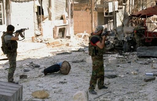 الجيش يسيطر على قرية خناصر بريف حلب و