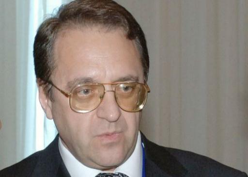 بوغدانوف: ننتظر زيارة ممثلي المعارضة السورية في الخارج إلى موسكو