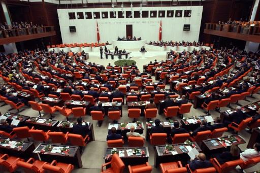 البرلمان التركي يمدد تفويضه للحكومة بارسال قوات إلى سورية عند الضرورة