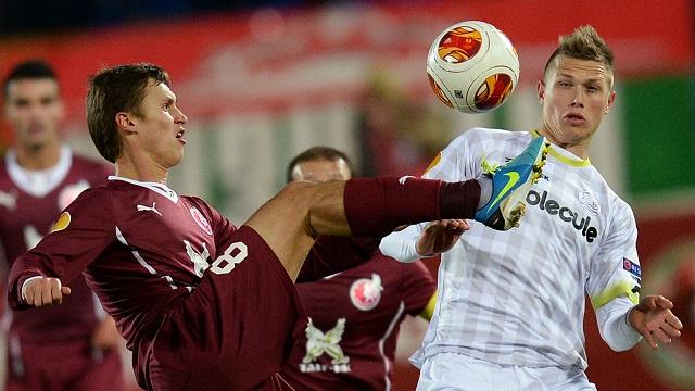 روبين الروسي يكتسح ضيفه زولت البلجيكي في الدوري الأوروبي