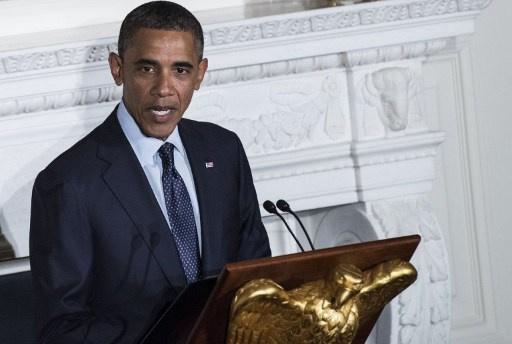 أوباما يلغي جولته الآسيوية بسبب أزمة الموازنة