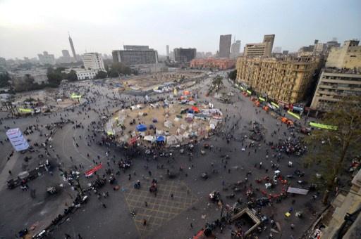 إغلاق ميدان التحرير ومحيط قصر الاتحادية وسط القاهرة حتى يوم الاثنين