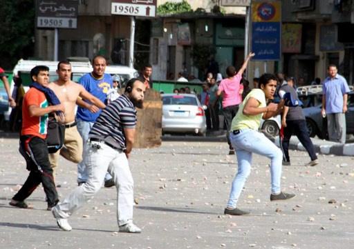 واشنطن تحث المحتجين في مصر على عدم التحريض على العنف أو ممارسته