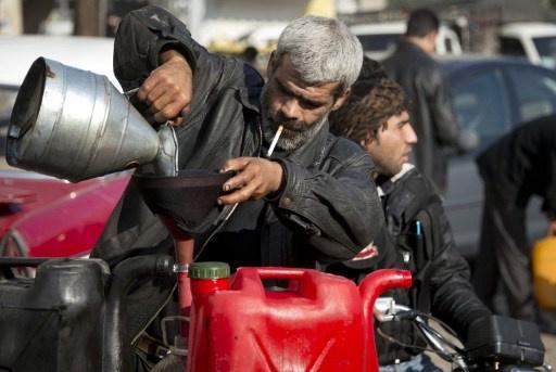 ارتفاع سعر البنزين في سورية للمرة الثالثة هذا العام
