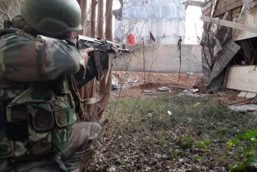 الجيش يبدأ عملية عسكرية في درعا وريفها لاستعادة عدة بلدات
