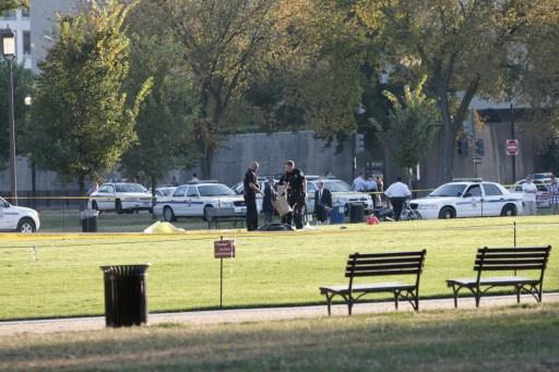 وفاة أمريكي أشعل النار بجسده بالقرب من مقر الكونغرس