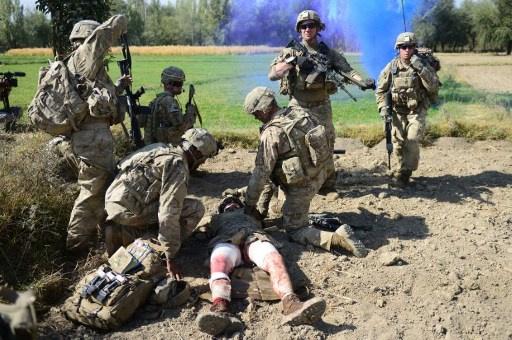 مقتل 5 جنود أطلسيين في أفغانستان