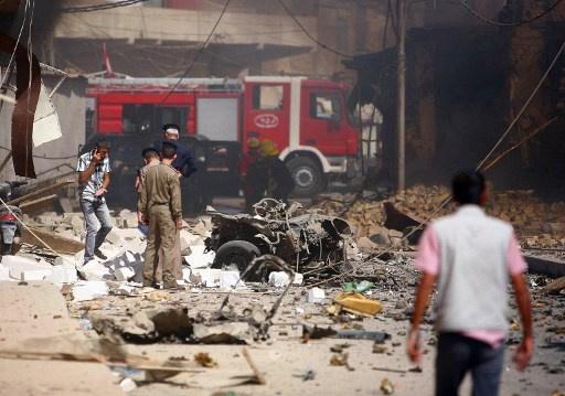 15 قتيلا و130 جريحا معظمهم من الأطفال في تفجيرين يستهدفان مدرسة ابتدائية ومركزا للشرطة شمال العراق