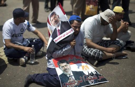 مقتل أحد مؤيدي مرسي في اشتباكات مع الشرطة بقرية دلجا في محافظة المنيا
