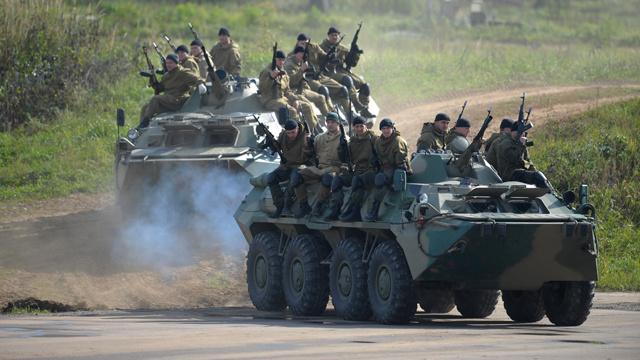 2.5 ألف عسكري من قوات حفظ السلام يشاركون في مناورات لمنظمة الأمن الجماعي
