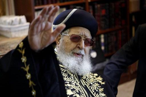 وفاة الزعيم الروحي لحزب