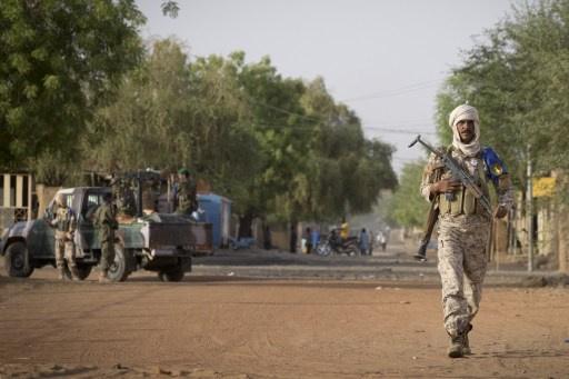 إسلاميون يقصفون مدينة غاو في شمال مالي